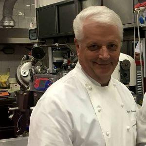 Lo chef Iginio Massari
