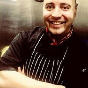 Il cuoco Federico Aureli