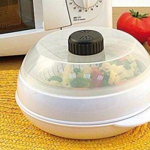 3 ricette per la cottura a vapore col microonde